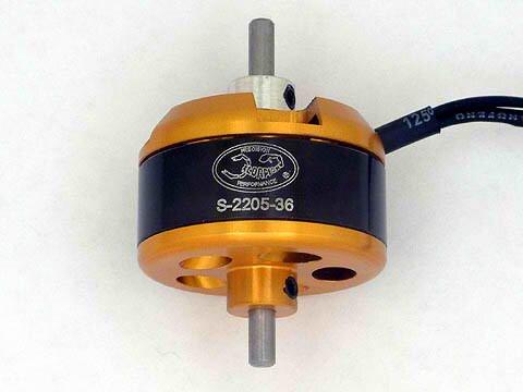 Scorpion 2205-36
