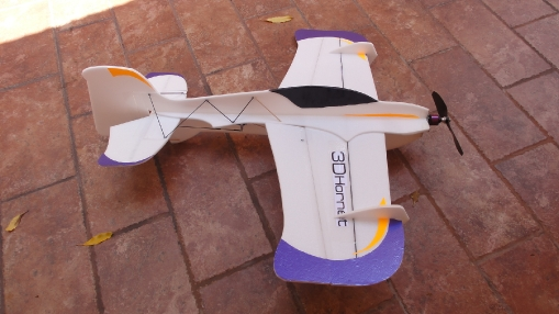 3d-home-made-hornet-rc-electric-plane