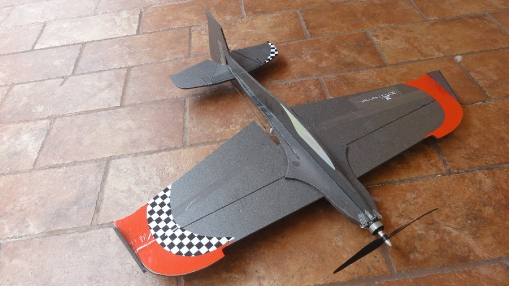 3d-hornet-depron-home-made-foamie-plane-red-black