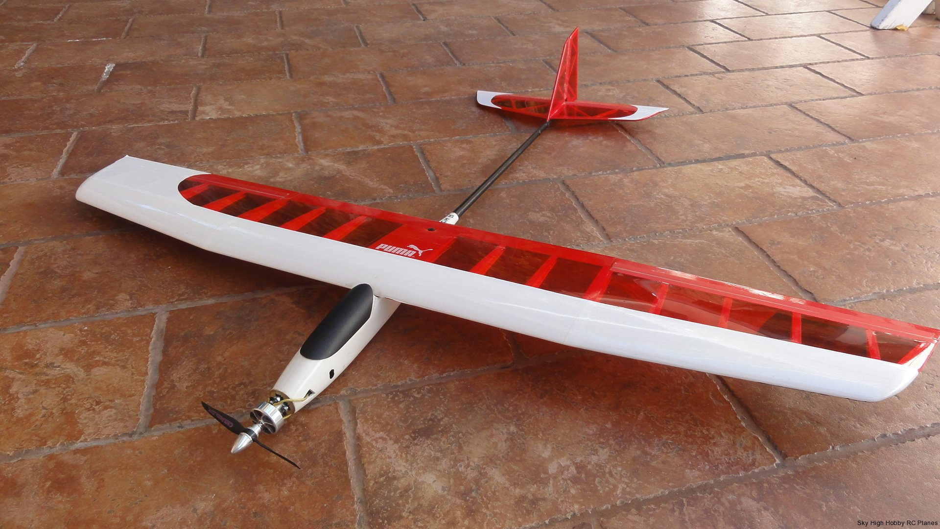 Top model navaho speed glider for Airplane plan