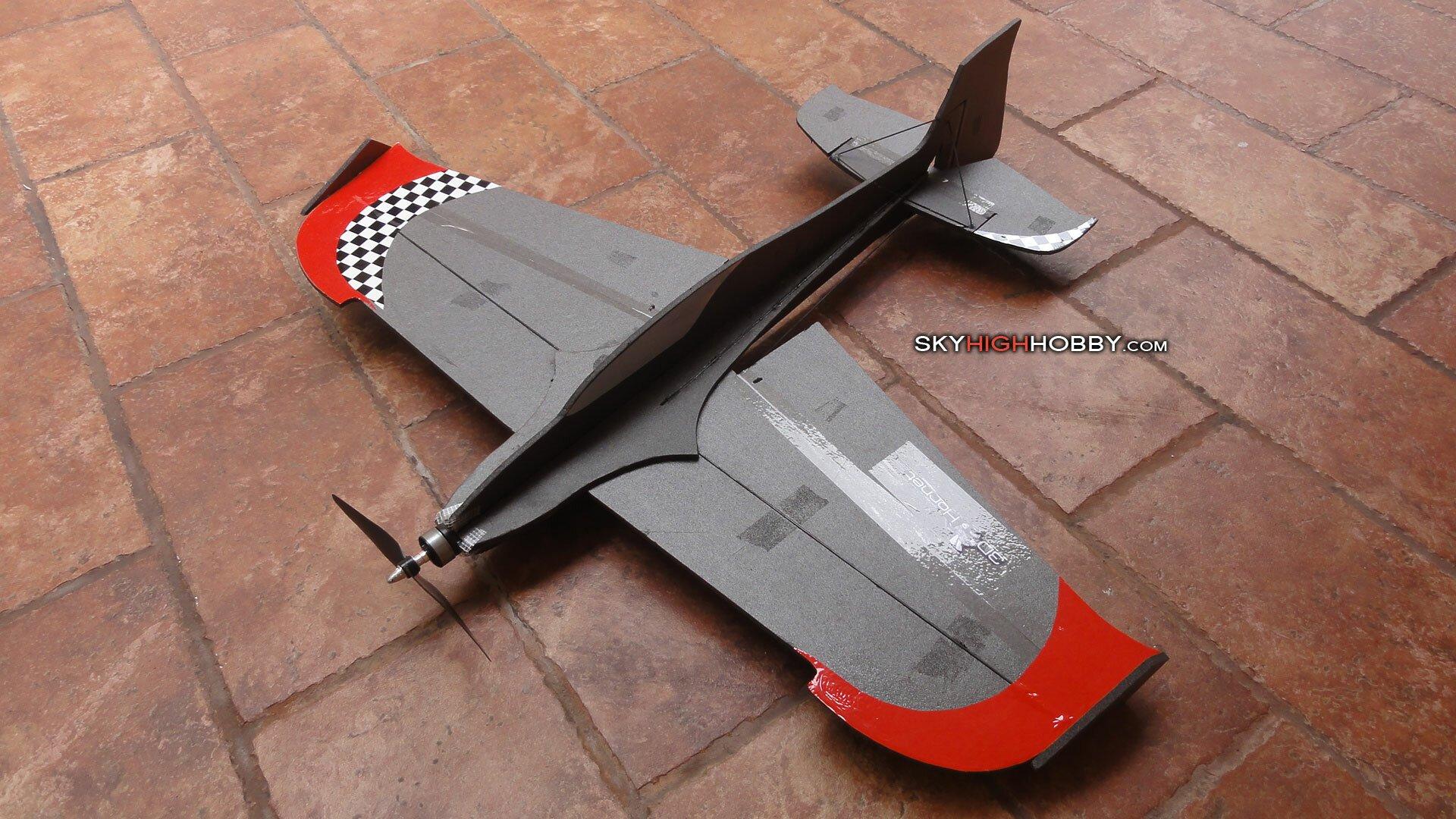 3d-hornet-depron-home-made-foamie-plane