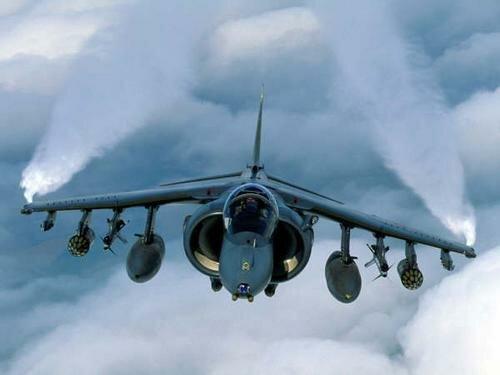 Harrier jet2