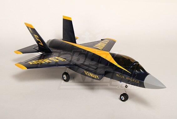 F-35-VTOL-brushless EDF system