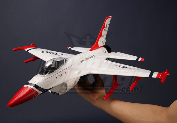mini F16 rc electric jet