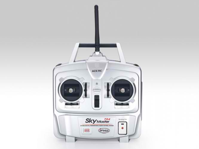 Ace Skymaster TS4 2.4GHz Radio Control