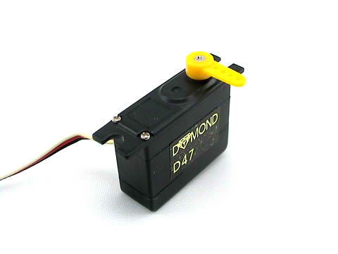 Diamond D47 4.7gram Professional Servo