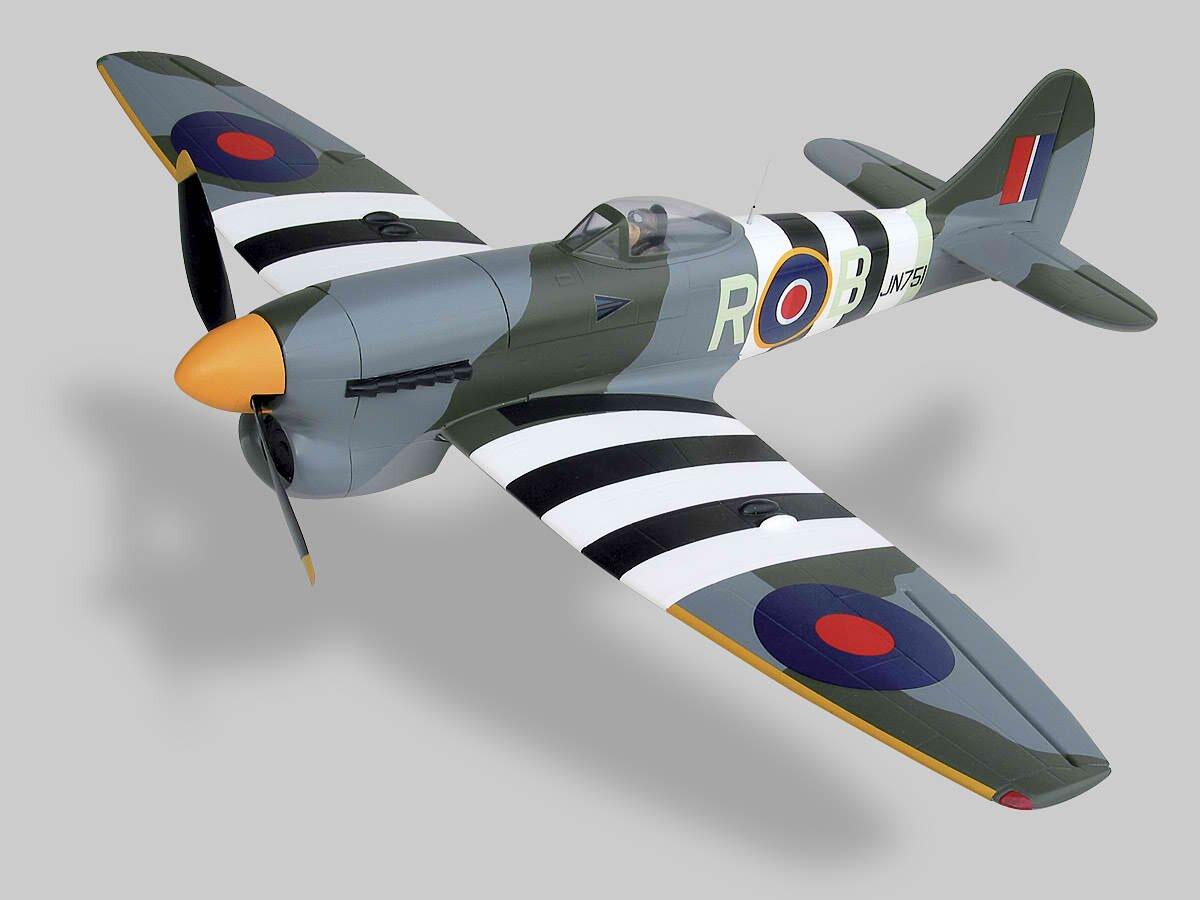 Hawker Tempest Mk V RC Plane parkzone