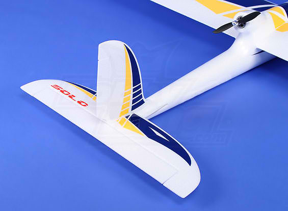 Solo 1500 T Tail EPO easy star clone glide