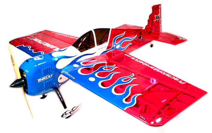 precision aerobatics Addiction\ X red