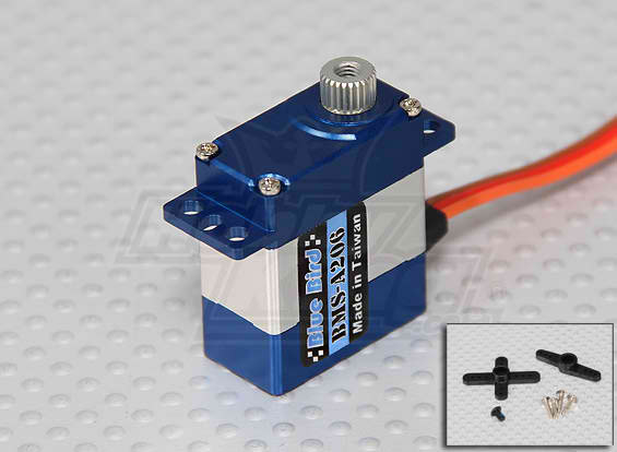BMS-A206 MG Digital Mini Servo