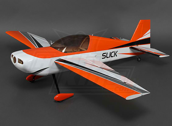 Slick 360 3D aerobatic RC plane