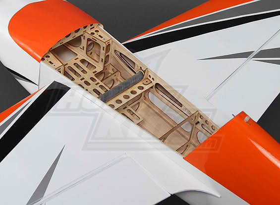 Slick 360 3D aerobatic bay