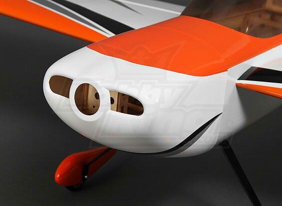 Slick 360 3D aerobatic cowl