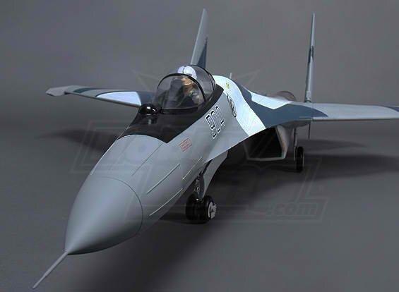 Sukhoi SU-35 Thrust Vectoring 1080mm