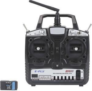 6 Channel RC Radio Controller