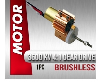 RC Brushless Motor