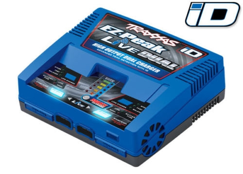 Traxxas Fast Dual Battery Charger