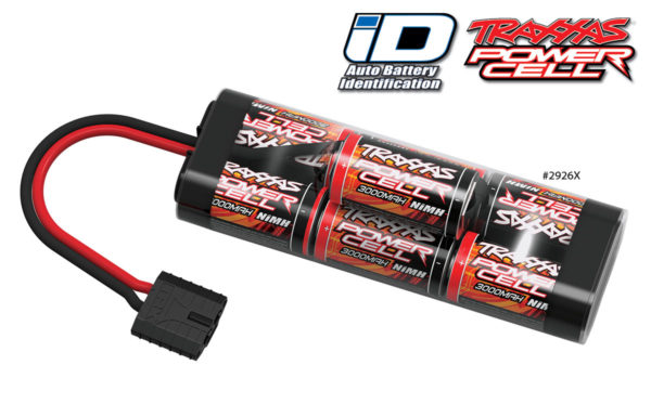 Traxxas 7 Cell RC batteries