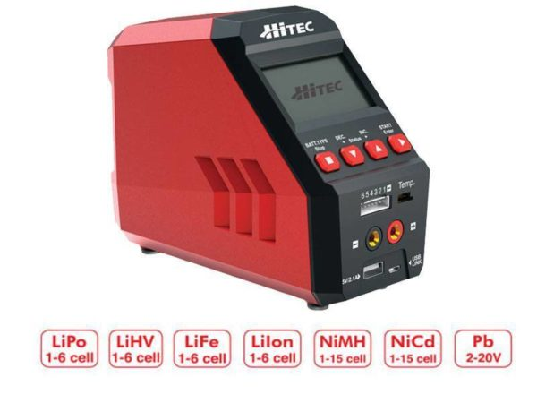 Powerful RC Battery Charger