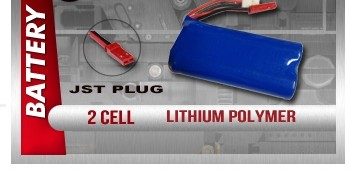 Lithium Polymer RC Battery