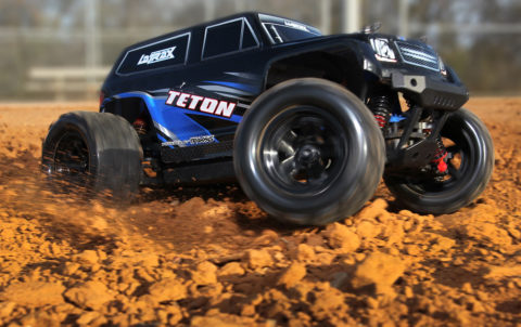 RC La Trax 4WD Monster Truck
