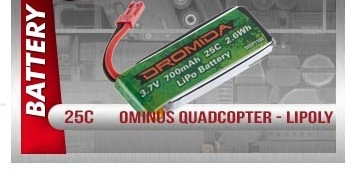 Ominus Quadcopter LiPo Battery