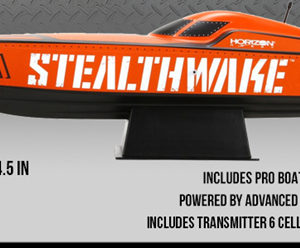 Stealthwake RC Boat