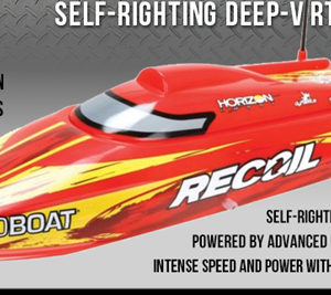 Fast RC Racing Boat