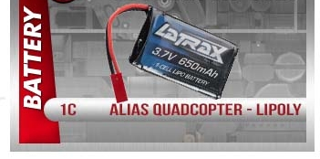 Alias Drone LiPo Battery