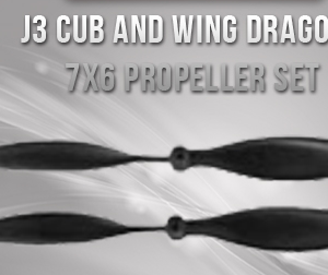 &x^ Propeller J3 Cub/Wing 400 Dragon