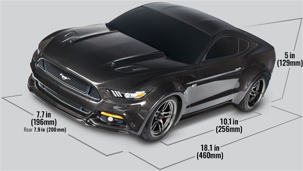 RC Mustang GT 4WD