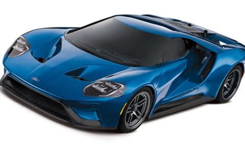 RC Ford GT 4 Tec