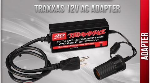 Traxxas Charging Adapter
