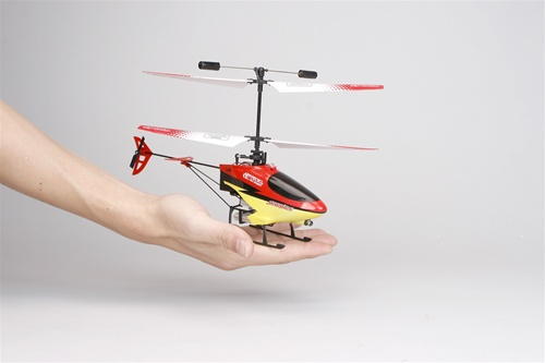 Mini Wolf RTF RC Heli