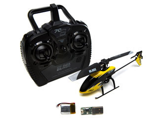 Mini RC Helicopter Package