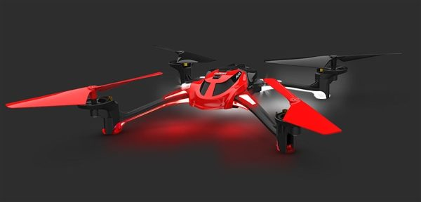 Powerful RC Quadcopter