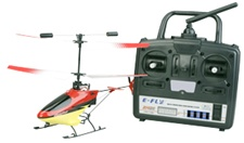 RC Helicopter Tricks