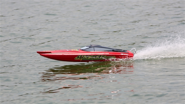 RC Boat Crashes