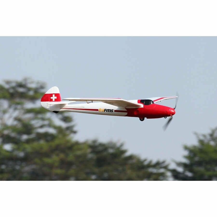 RC Glider Crashes