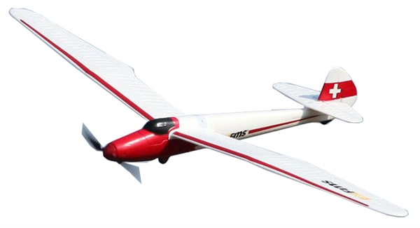 RC Glider Wingspan