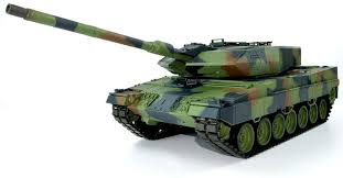 Expensive RC Tanks